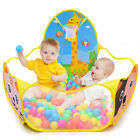Folding Portable Tent Playpen Baby Play Yard Travel Bag Indoor Outdoor Safety