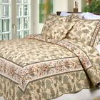 Florence 3 Piece Reversible Cotton Quilt Set, Bedspreads, Coverlet image