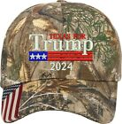 Texas for Trump US Flag 2020 Political Gift One Size Fits All Embroidered Hat