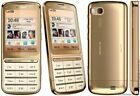 Nokia C3-01 Unlocked Mobile Cellular Phone Touch Screen 5MP 3G WIFI
