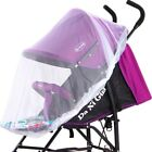 Infant Baby Kids Mesh Mosquito Net Canopy Cover for Stroller Carriers Car Seats image