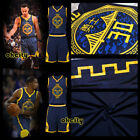 2019 City Edition Golden State Warriors Stephen Curry Kevin Durant Jersey Shorts on eBay