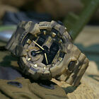 SMAEL Men's Camo Military Quartz Shock Digital Analog Tactical Sport Wrist Watch image