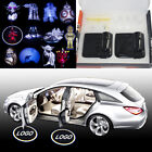 NEW Star Wars Wireless car door LED logo shadow projector Ghost welcome lights $12.99 USD on eBay