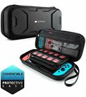 Mumba Carrying Case For Nintendo Switch Deluxe Protective Travel Carry Pouch Con