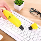 Mini Computer Vacuum USB Keyboard Cleaner PC Laptop Brush Dust Cleaning Set