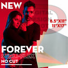 Heat Transfer Paper Subli Flex no Cut FOREVER with Sublimation Ink