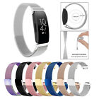For Fitbit Ace3 Inspire Inspire 2 Watch Bands Milanese Magnetic Wristbands Strap
