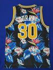 NWT Golden State Warriors Steph Curry #30 MENS jersey s-2xl