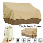 Waterproof Sofa Cover Couch Protector Garden Furniture Slipcover Outdoor Chair