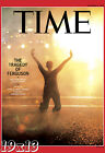 The Tragedy of Ferguson Time Magazine Issue Cover Poster or Art Print