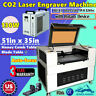 """US 51""""x35"""" 130W CO2 laser cutter +USB Port+Electric Lifting Worktable+auto-focus"""