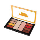10 Color Beauty Eyshadow Makeup Palette Matte Sweet Vivid Smooth Nude Pallet