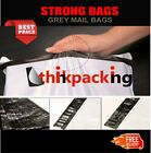 250 Premium Strong 9x12 size WHITE Virgin Plastic Mailing Poly Postage Bag