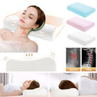Contour Memory Pillow Head Back Orthopedic Soft Foam Comfortable Neck Support FO image