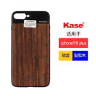Kase Wood Mobile Phone Lenses Case for iPhone Xs Max X 7 8 Plus Huawei P20 Pro