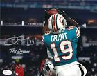 NFL Miami Dolphins Jakeem Grant #19 Autographed Picture 8x10 JSA Certified Photo on eBay
