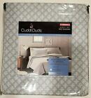 Cuddl Duds ~ Heavyweight Brushed Cotton Flannel Sheet Sets ~ Queen Size image