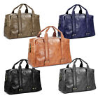 Men's Duffel Holdall Bag Weekend Bag Travel Flight Bag Hand Luggage Bag MHJ1701