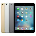 Apple iPad Air 2 - 16GB 32GB 64GB 128GB - Wi-Fi Only - Gold, Silver, Space Gray