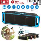 Wireless Recharegable Speaker Portable Outdoor USB/TF/FM Radio Stereo