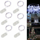 6PCS 20 LED String Light For Xmas Christmas Wedding Party Battery Powered Lamp