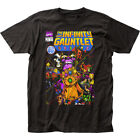 Thanos The Infinity Gauntlet Fitted T-Shirt