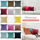 Colorful Throw Waist Pillow Cases Sofa Decor Outdoor Square Cushions Cover