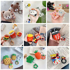 3D Cute AirPods Silicone Charging Case Protective Skin Cover For Apple AirPods $7.3  on eBay