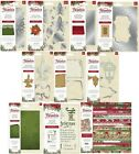Crafters Companion - Nature's Garden - Poinsettia Perfection - Collection