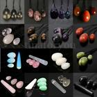 4/3/1Pcs Drilled Yoni Jade Eggs For Kegel Exercise Pelvic Muscle Tightening Ball for sale  Shipping to Canada