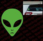 ALIEN UFO I BELIEVE Vinyl DIE CUT Supernatural Decal  Bumper Car Window FY007 $2.5 USD on eBay