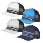 New Adidas Golf Stripe Trucker Adjustable Hat MOISTURE WICKING - Pick Color