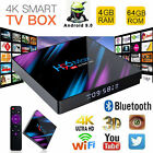 H96 Max 4GB+64GB TV Box Android 9.0 5G/WIFI BT4.0 TOP Home Media Streamer Player