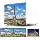 """Eiffel Tower Hard Case Shell Keyboard Cover Skin for Macbook Air PRO 11"""" 13"""" 15"""""""