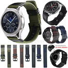 Leather+Nylon Band Strap For Samsung Galaxy Watch Gear S2 S3 SPORT 42/46 Active for sale  Shipping to Canada