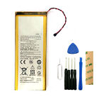 New Li-ion Battery For Motorola Moto G4 Plus XT1625 GA40 3000mAh Replacement