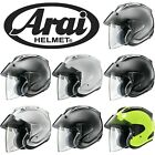 Arai Ram-X Solid Open Face Motorcycle Helmet - CHOOSE COLOR & SIZE