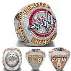2017 2018 Washington Capitals Stanley Cup Championship Ring Fan Men Gift Hot $5.69 USD on eBay