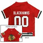 Chicago Blackhawks Pet Jersey $29.38 USD on eBay