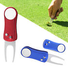 Golf Divot Repair Tool Accessories Pitch for Driving Range & Golf Ball Marker AU