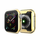 Soft TPU Case 360°Skin Full Cover For A pple Watch Series 4 3 2 1 40/38/44/42mm