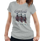 Coca Cola Winter Bottles Women's T-Shirt £15.95  on eBay