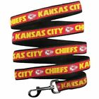 Kansas City Chiefs Pet Leash $18.65 USD on eBay