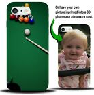 Personalised Snooker Phone Case Cover Pool Table Cue Balls Set Ball Gift X622 £8.99 GBP on eBay