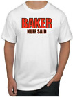 Baker Mayfield T-Shirt - BAKER NUFF SAID Cleveland Browns NFL Uniform Jersey #6 $19.99 USD on eBay