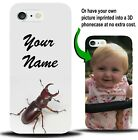 Personalised Stag Beetle Phone Case Cover Beetles Insect Insects Gift Bugs X929
