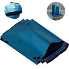 Mailing Bags Blue Metallic Mail Postal Poly Parcel Postage Plastic Shipping Bag
