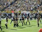 4 Green Bay Packers vs Philadelphia Eagles tickets Section 111 Row 10 7:20 PM