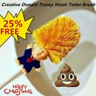 Donald Trump Wash Toilet Brush Cleaning Original Make Great Again Bathroom Tools
